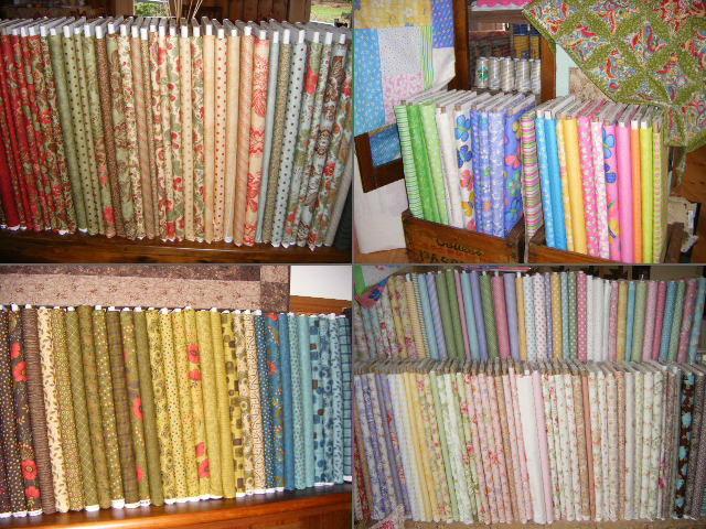 Fabric ranges