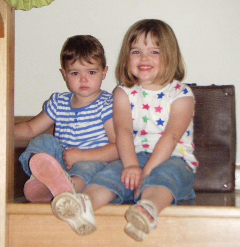 Julia & Madeline
