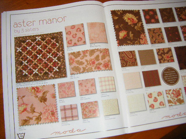 Aster Manor catalogue