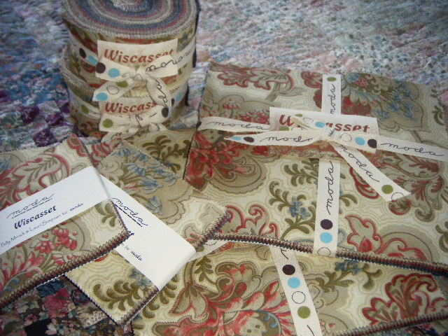 Wiscasset fabric