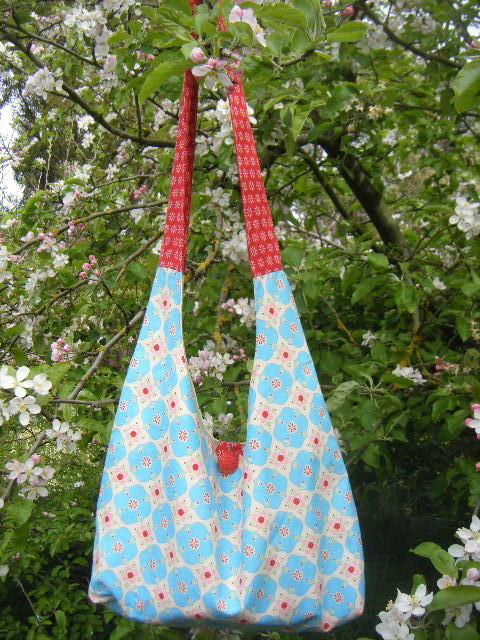 Pattern For Fabric Shoulder Bag 49