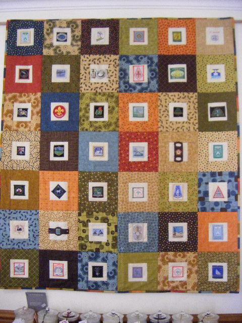 Russells quilt