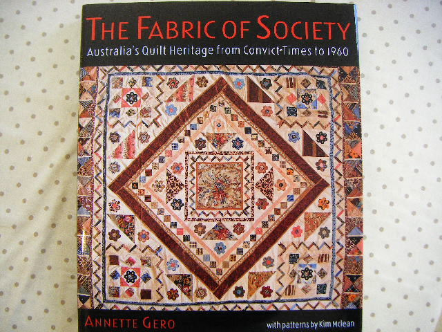 Fabric of our society book