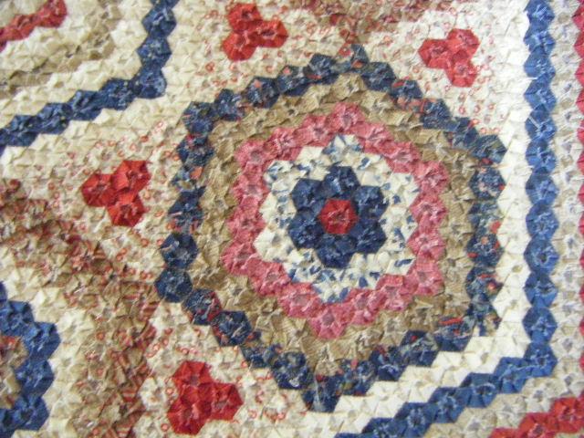 Reverse of quilt