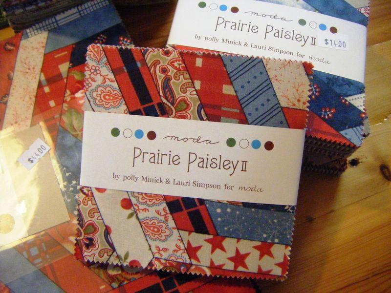 Prairie Paisley II