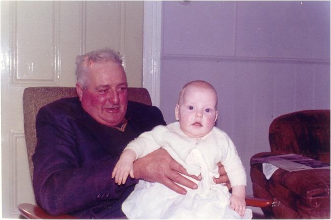 Grandad & me 1