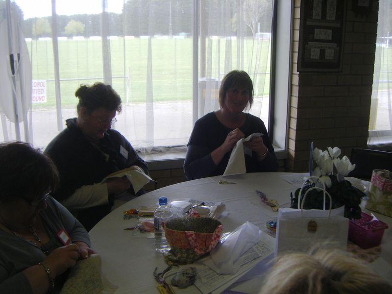Karen, Julie & Janine