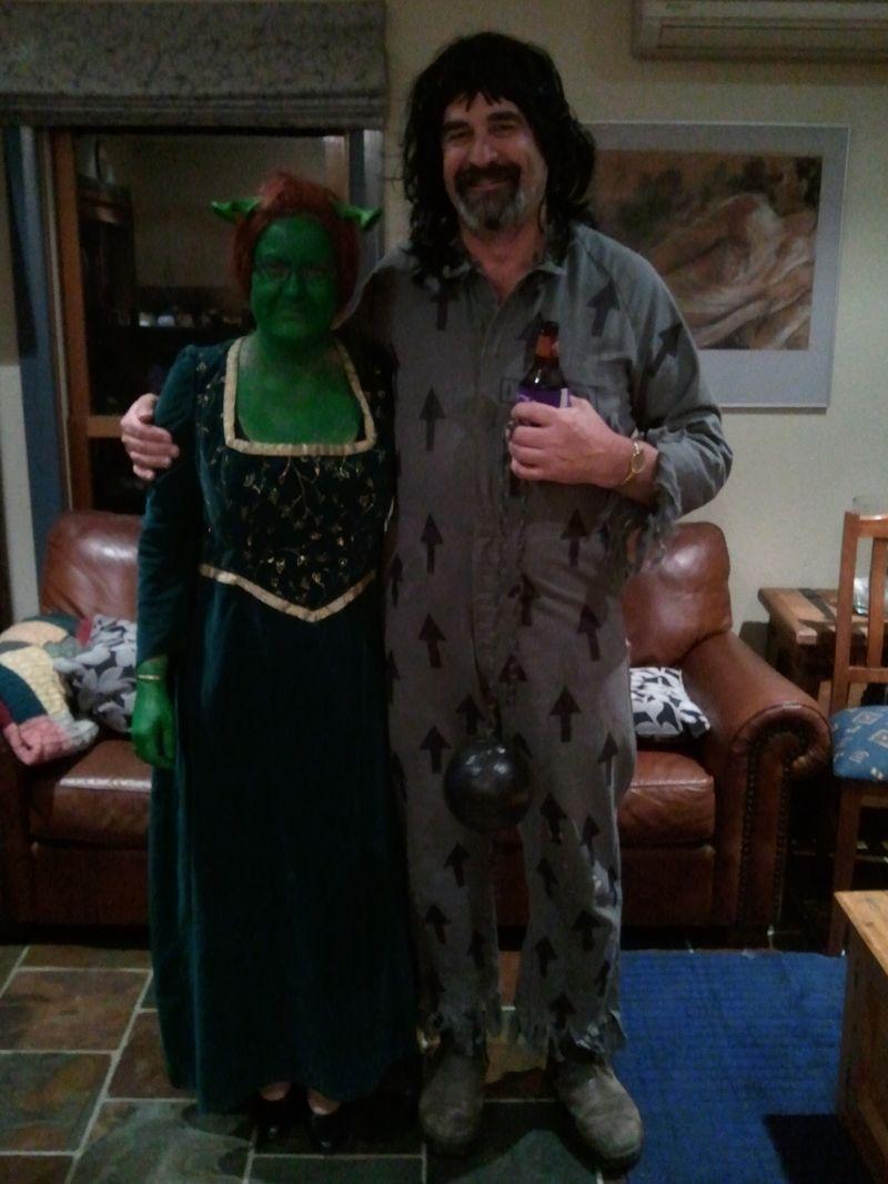 Fiona & Charles