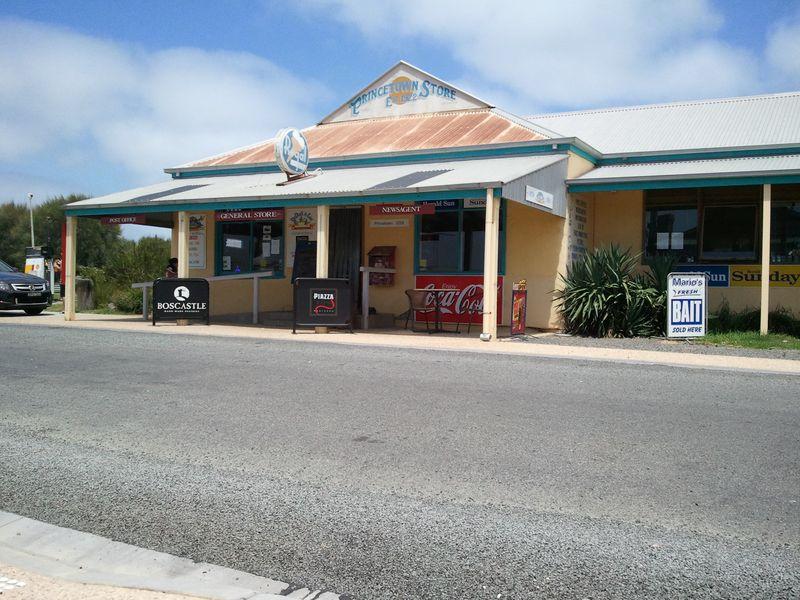 Princetown General store