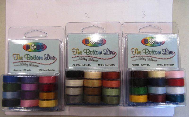 Bobbins variety packs 1 2 3