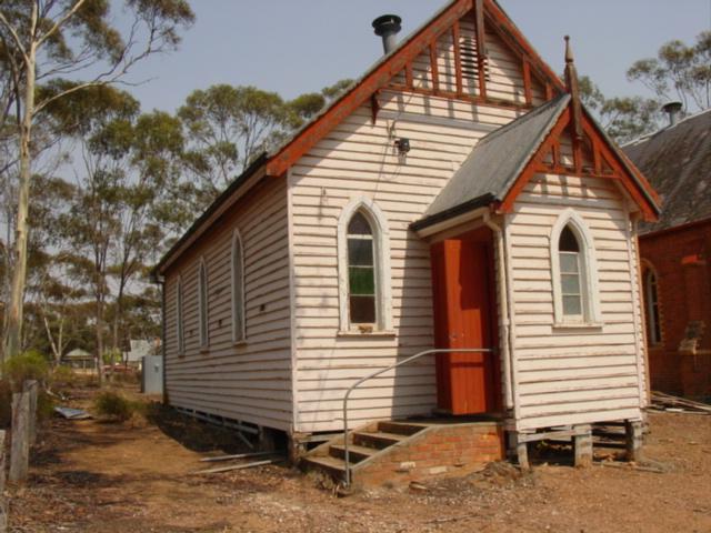 Tarnagulla Church