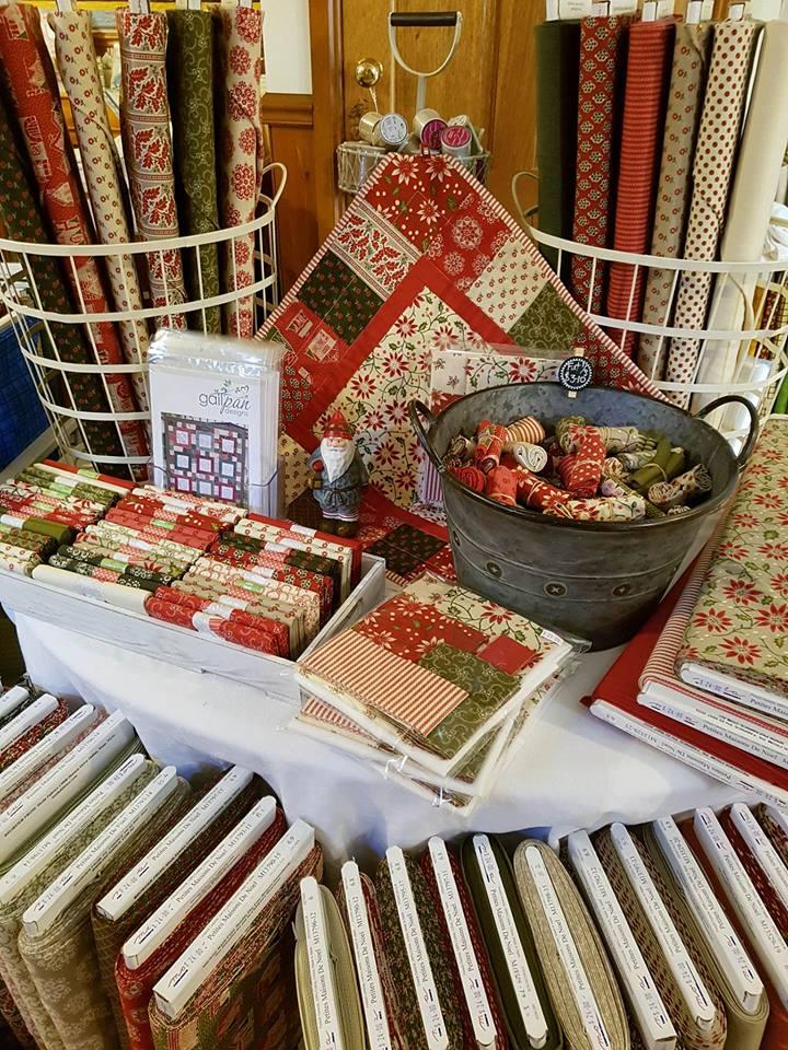 Petites Maison de Noel