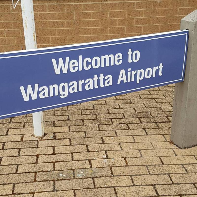 Wangaratta Airport