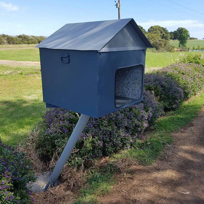 New mail box