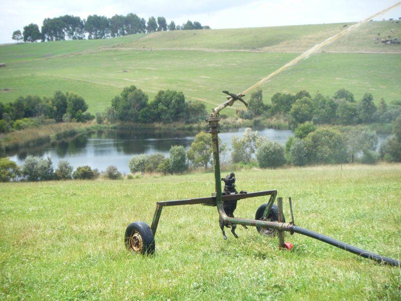 Irrigator