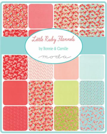 Little Ruby Flannels by Bonnie & Camille