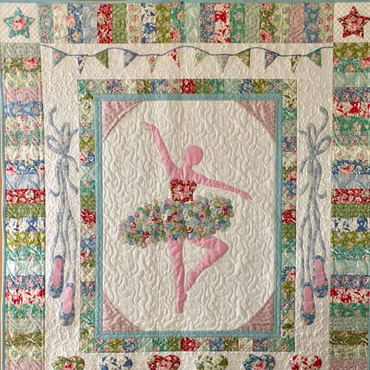 Pirouette pattern leanne knell