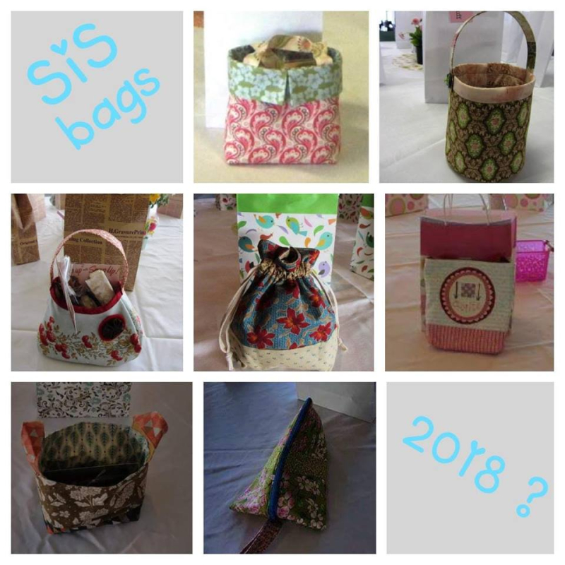 Stitch in Spring bags