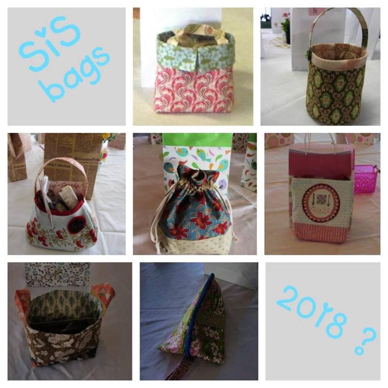 Stitch in Spring bags