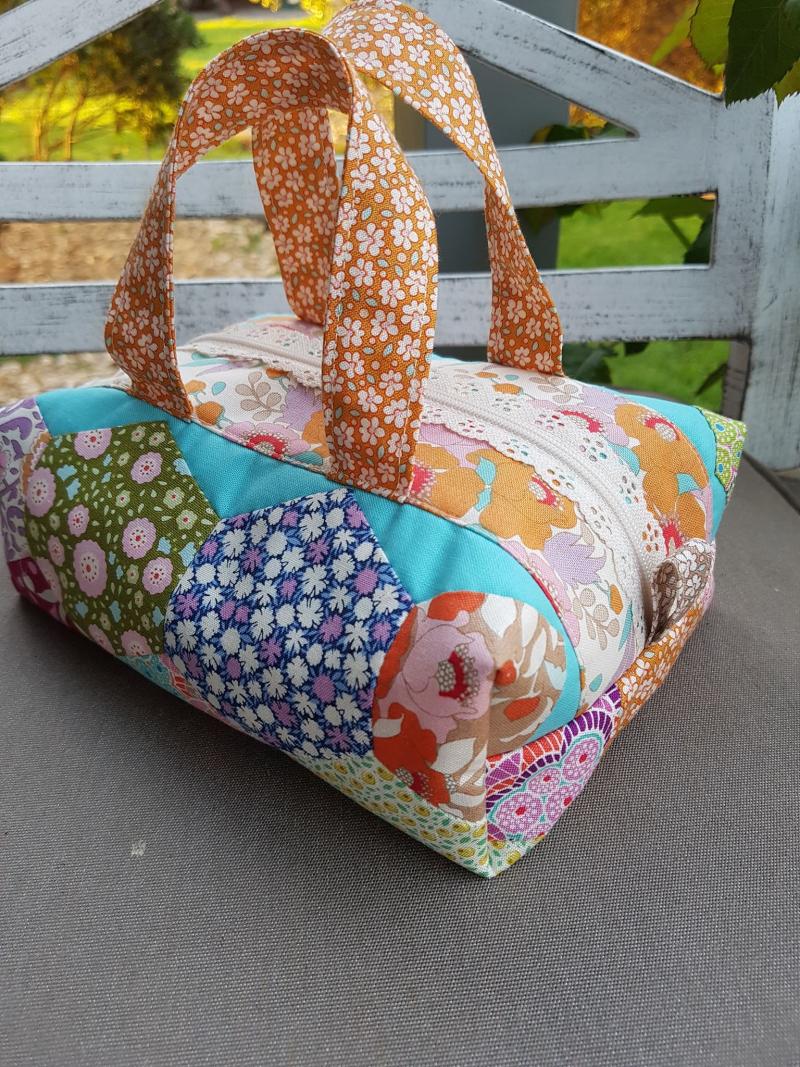 Sweet Hexie Bag
