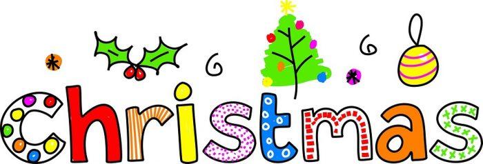 Christmas word
