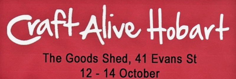 Craft Alive Hobart 2018