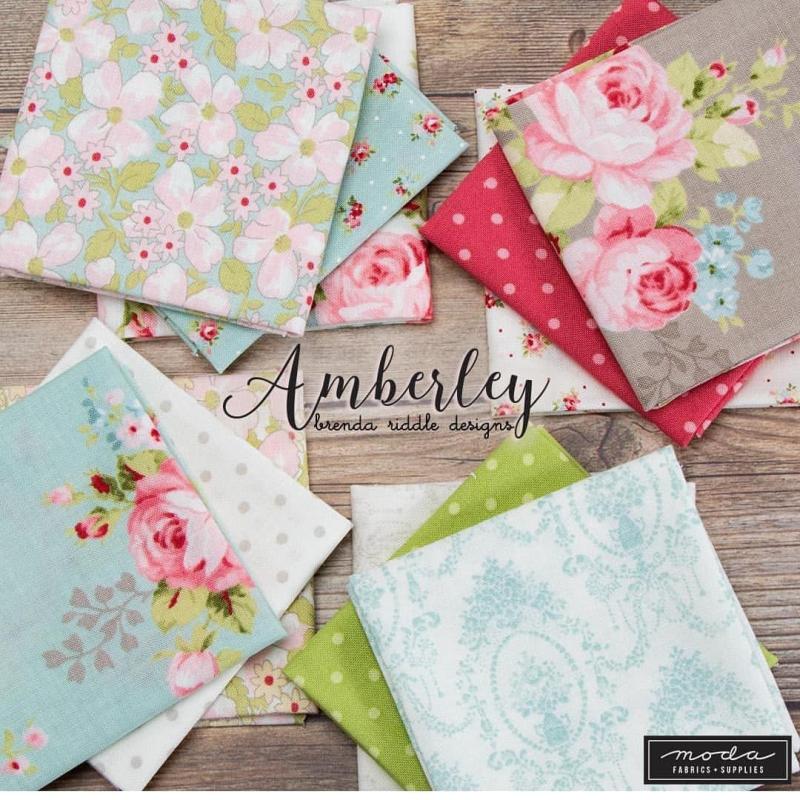 Amberley fabric range