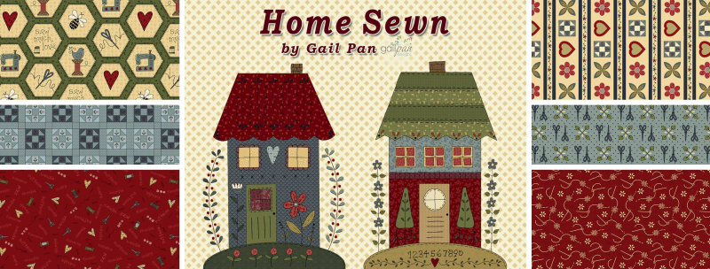 Home Sewn by Gail Pan