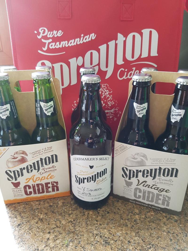 Spreyton cider