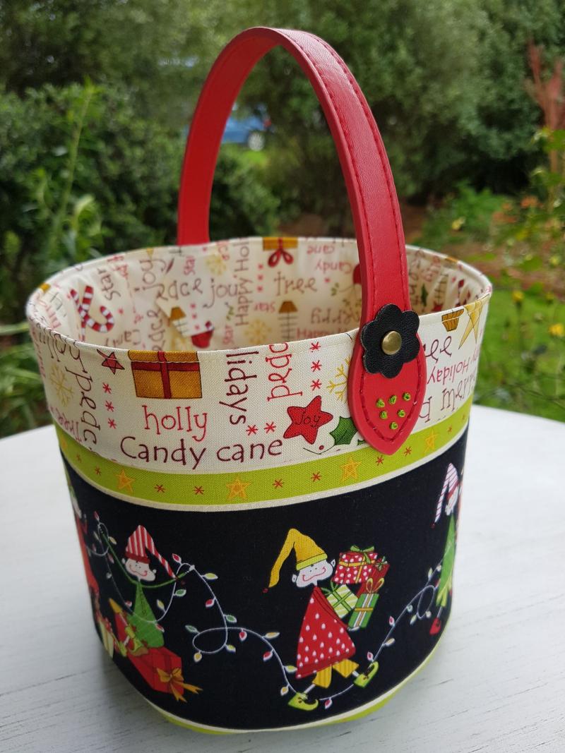Bucket finished