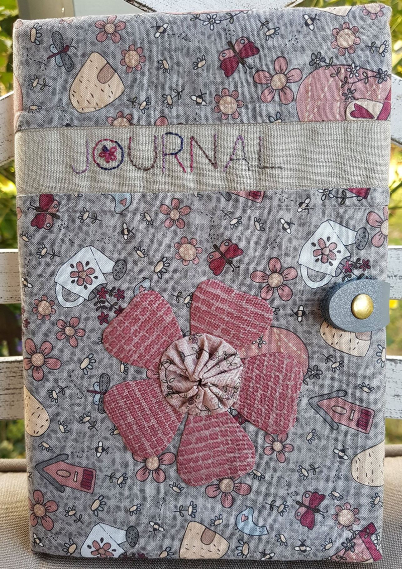 Journal Finished Front view 1