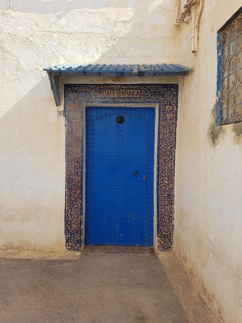 Rabat Kasbah of Oudayas 3