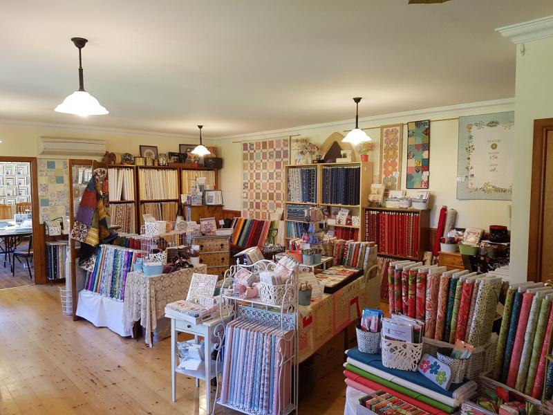Shop rearrange before