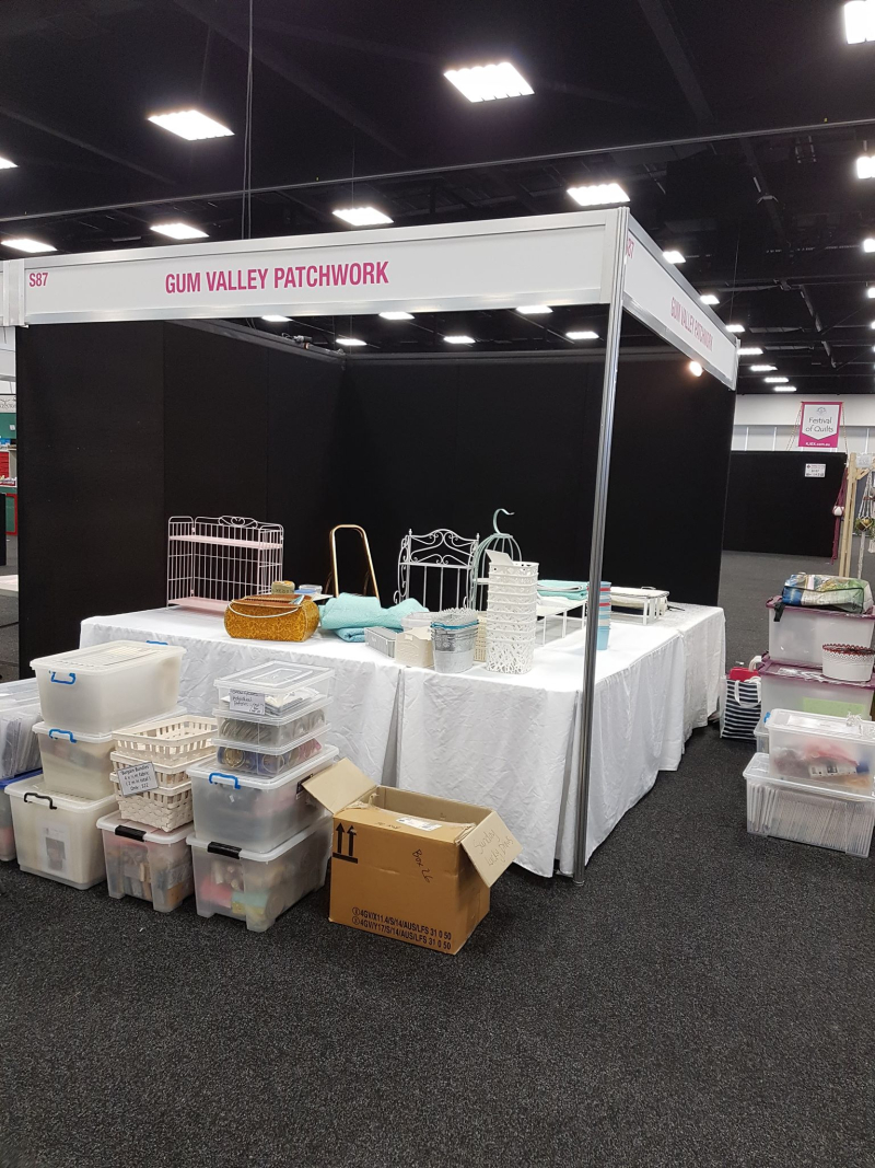 Adelaide 2019 stand
