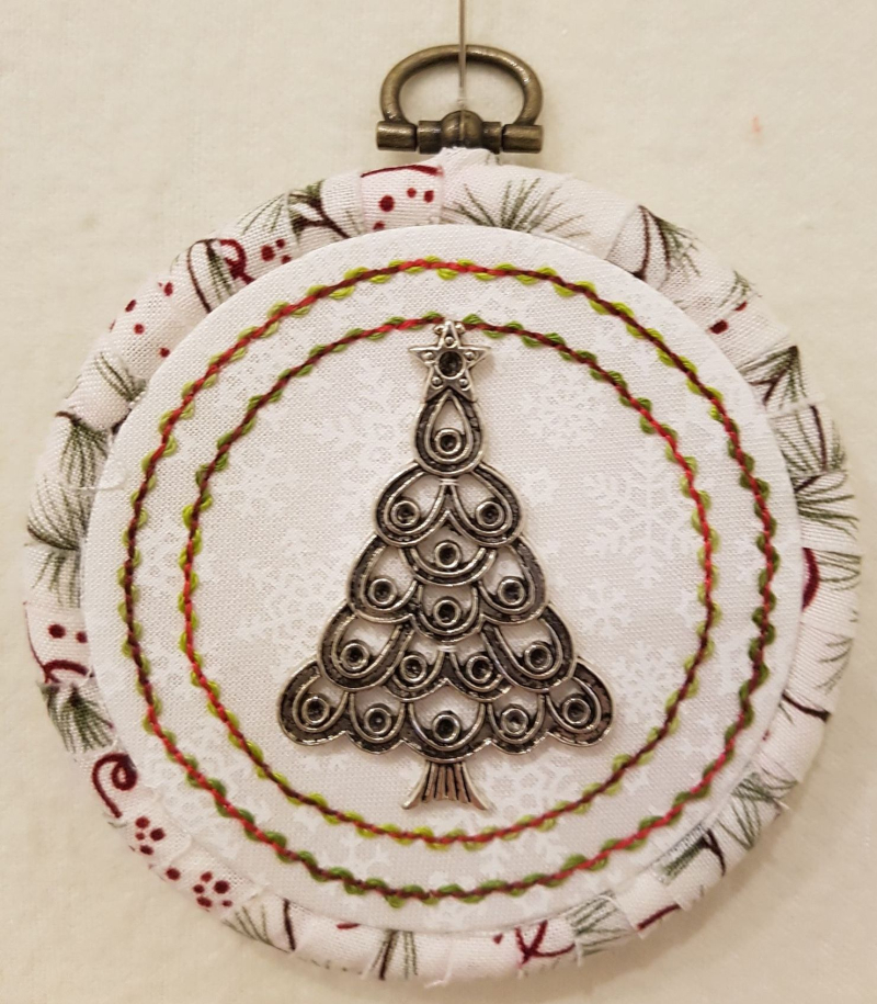Tree Charm ornament