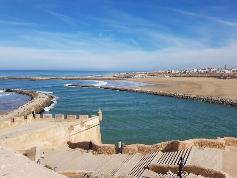 Rabat Kasbah of Oudayas 4