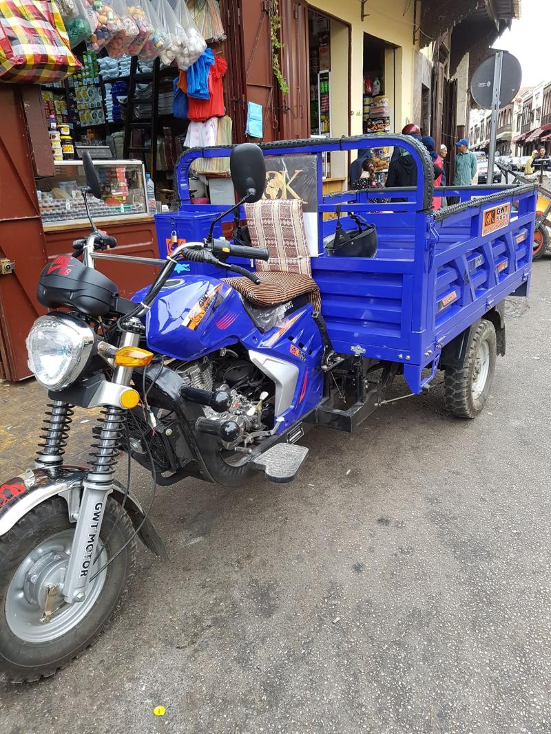 Fez motorbike
