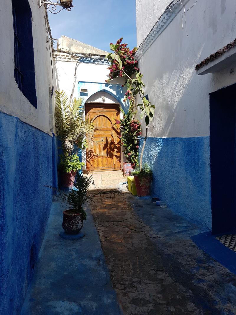 Rabat Kasbah of Oudayas