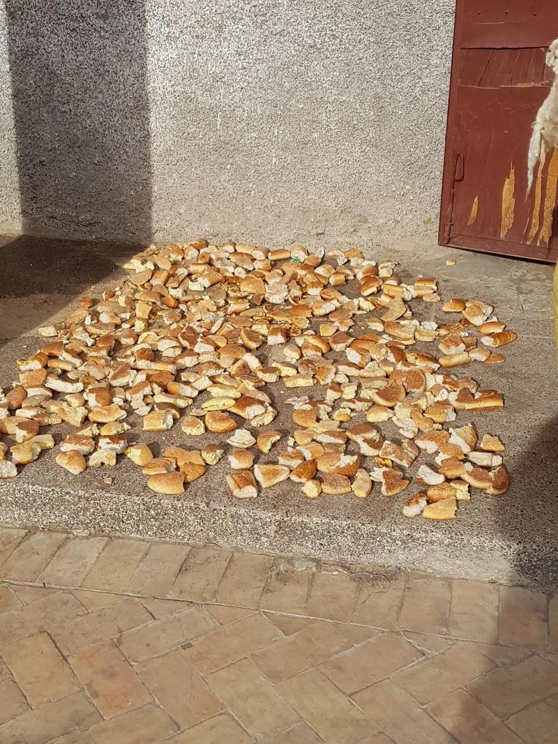 Meknes bread