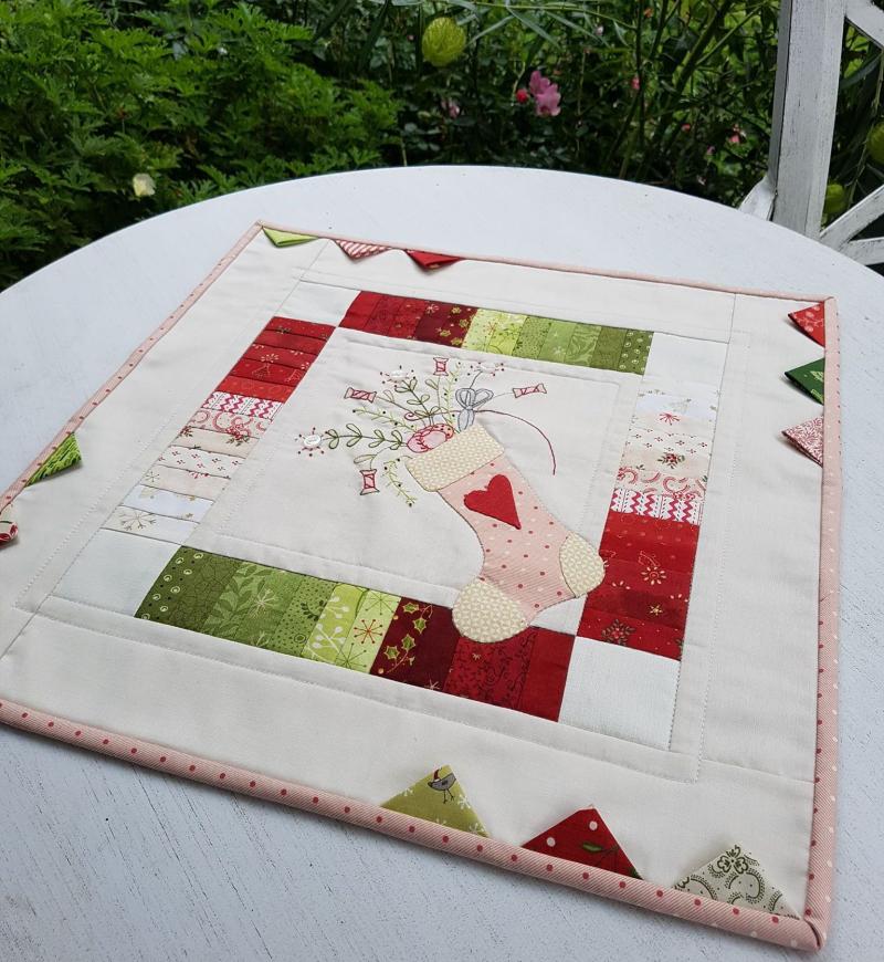 Stitchers stocking flat