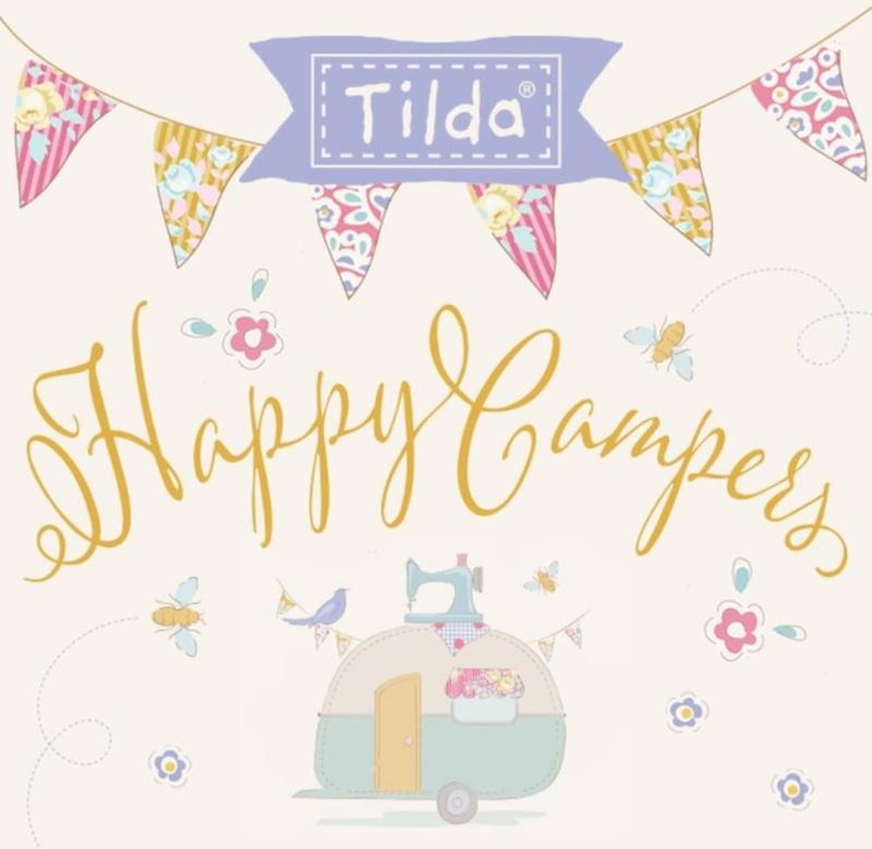 Happy Campers Tilda