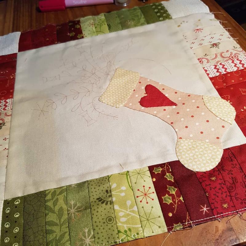 Stitchers stocking start