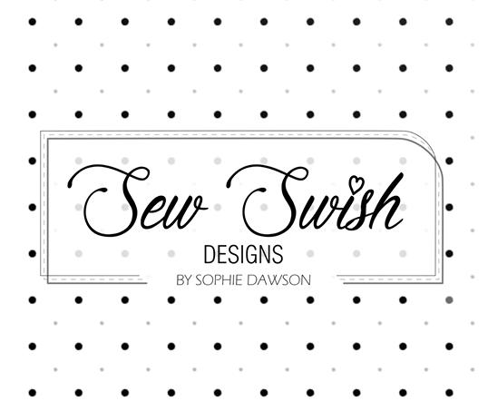 Sew Swish Designs Logo