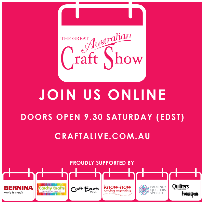 Craft Alive online show