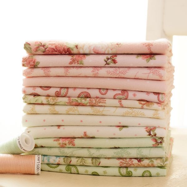 Peaceful Garden fabrics