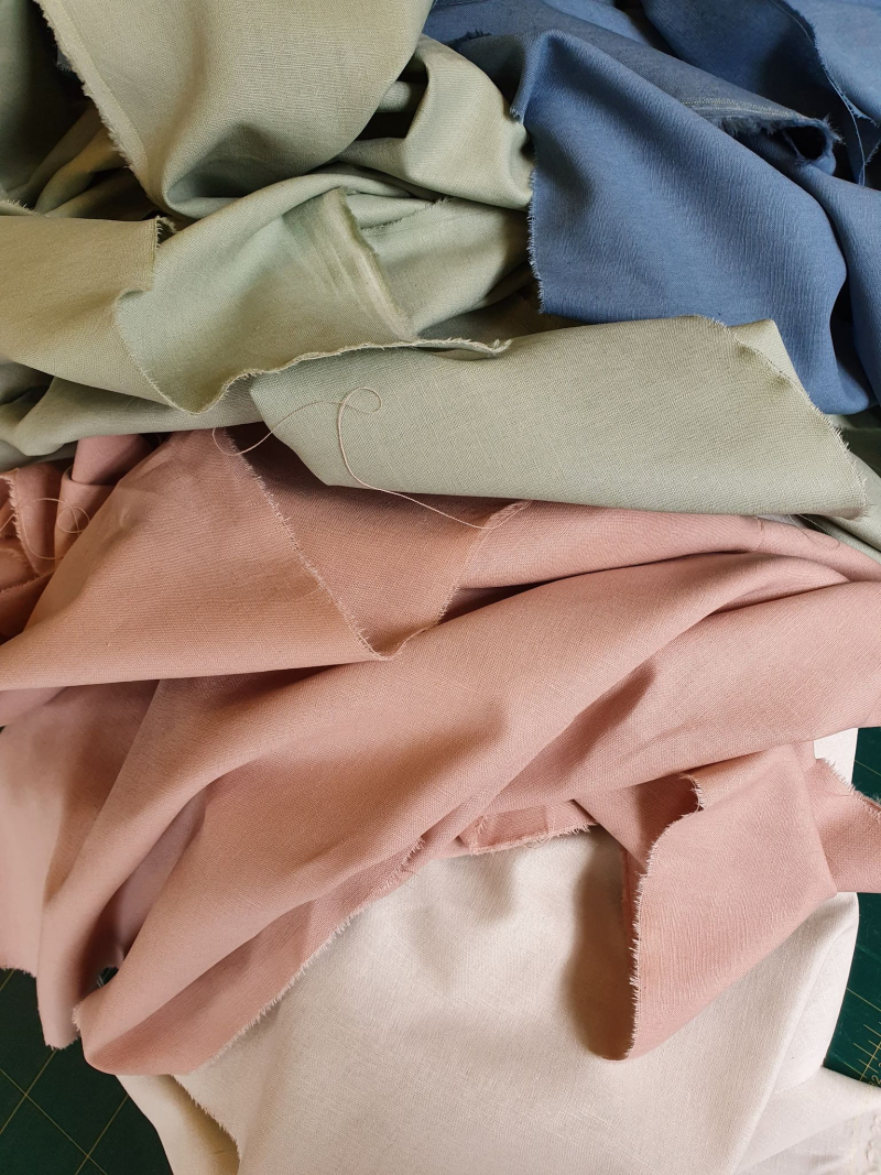 Purity linen blend