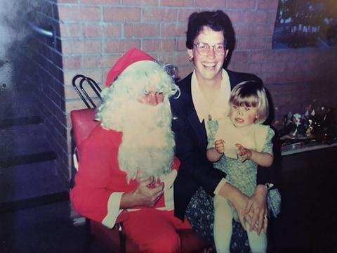 Santa at Kinder