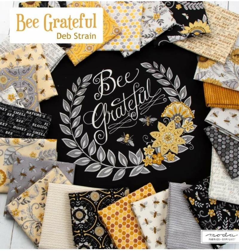 Bee grateful moda