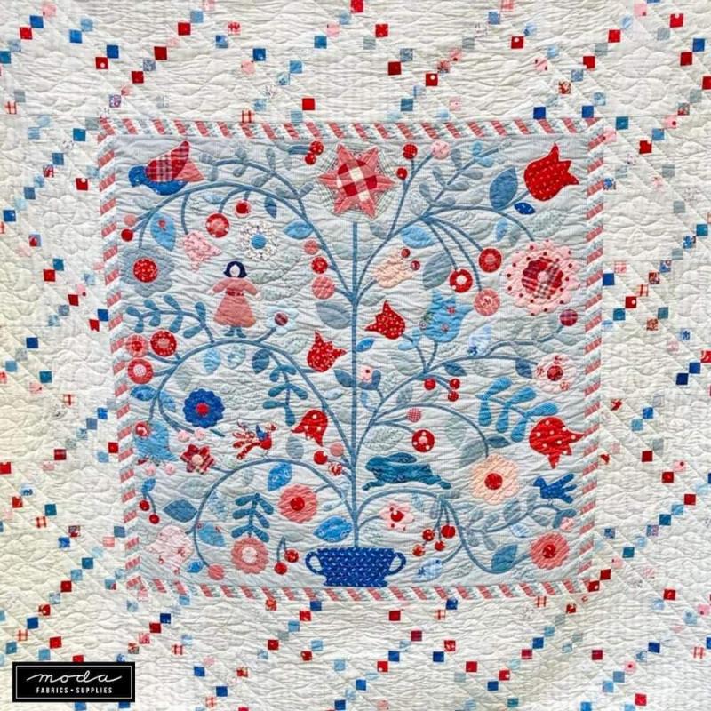 Hartfield Quilt pattern