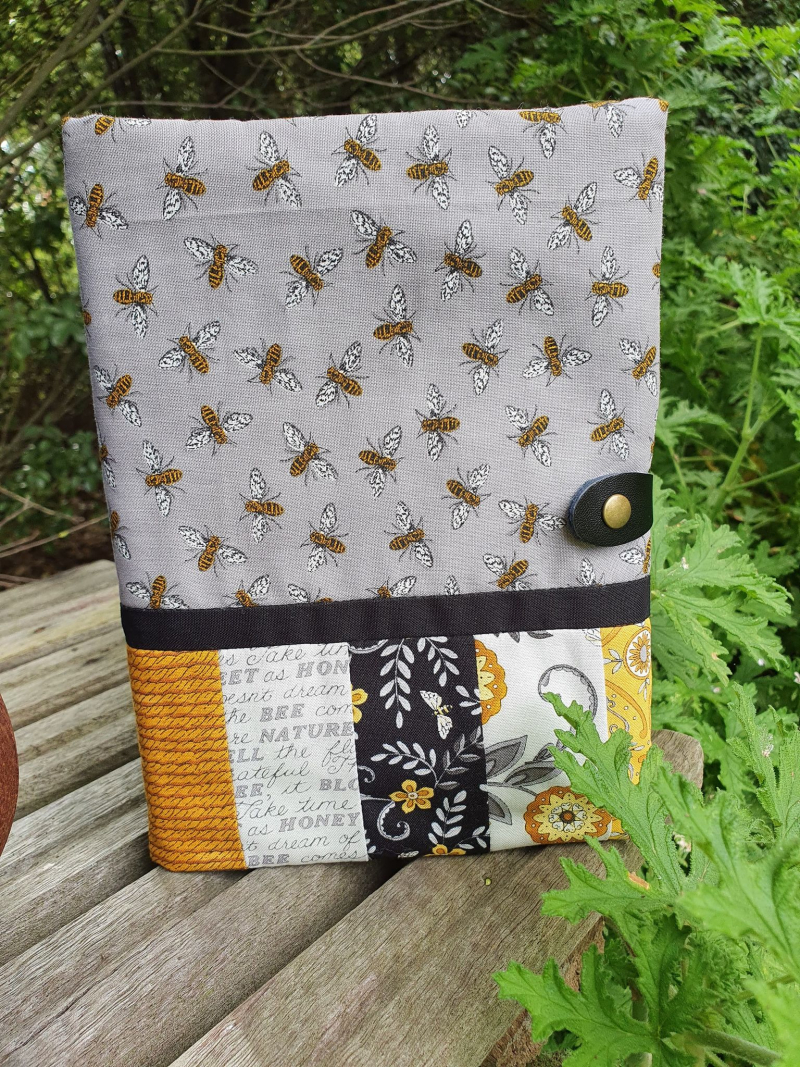 Bee Grateful journal finished